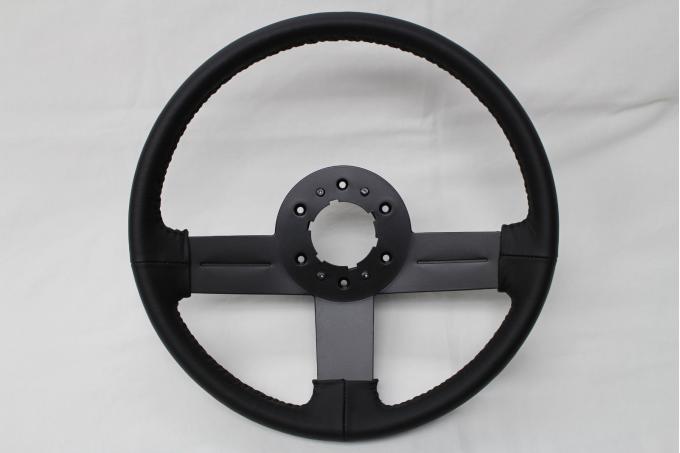 Camaro Iroc Steering Wheel, Rewrapped, 1982-1989