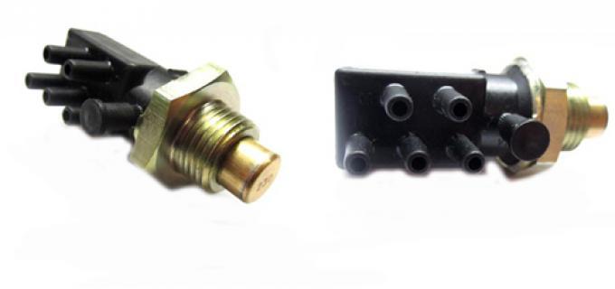 Firebird Intake Ported Vacuum Switch, 6 Ports, 1968-1974