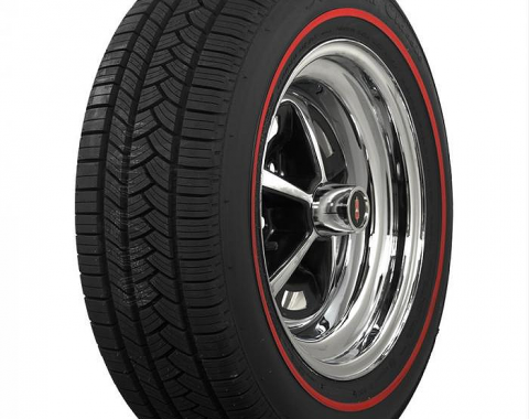 Coker American Classic 235/55-R17 Collector Radial Tire 6880831
