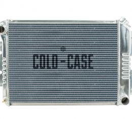 Cold Case Radiators 67-69 Camaro BB / Firebird Auto Transmission Aluminum CHC11A