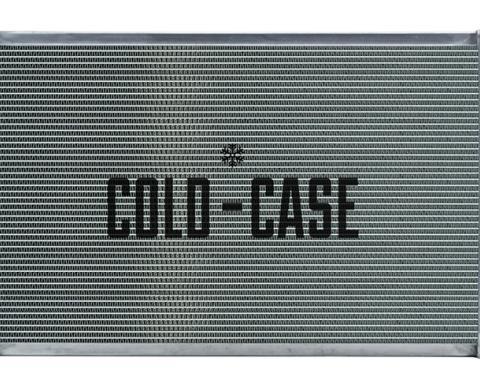 Cold Case Radiators Firebird Radiator 70-81 Firebird Manual Transmission Aluminum GPF18