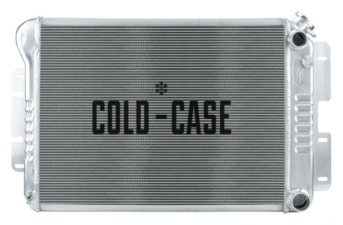 Cold Case Radiators 67-69 Camaro/Firebird LS SWAP Aluminum Radiator CHC547A