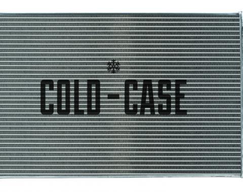 Cold Case Radiators 70-81 Camaro/Firebird LS Swap With 35mm Hoses Aluminum Performance Radiator CHC557A-1