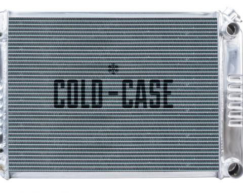 Cold Case Radiators 67-69 Camaro/Firebird LS Swap With 35mm Hoses Aluminum Radiator CHC547A-1
