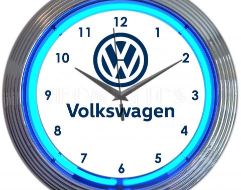 Neonetics Neon Clocks, Volkswagen Neon Clock