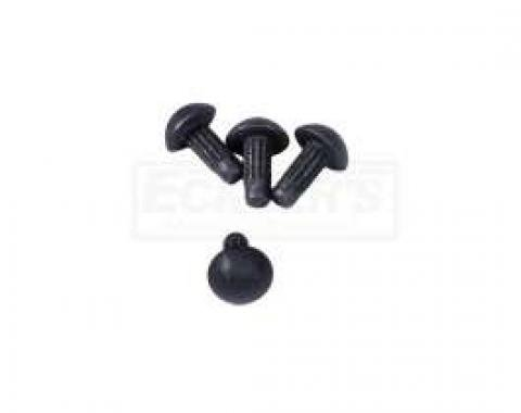 Exhaust Manifold Heat Stove Fasteners, Small Block