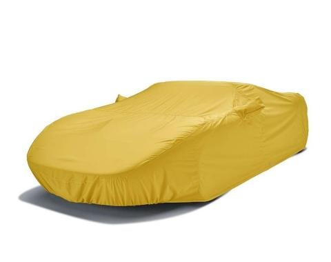 WeatherShield® HP All-Weather Custom Fit Vehicle Cover