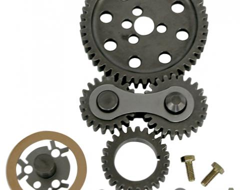 Proform Engine Timing Gear Drive, Hi-Performance Under Cover Model, Fits SB Chevy Engine 66917C