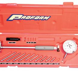 Proform Dial Bore Gauge, Professional Model, 2-6 Inch Range, Reads in .0005 Increments 67411