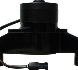 Proform Electric Engine Water Pump, Aluminum, Black Powder Coat, Fits BB Chevy Engines 68230BK