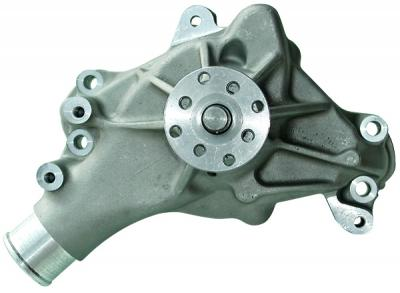 Proform Engine Water Pump, Mechanical Long Style, High Flow Model, Satin, SB Chevy 67265