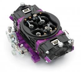 Proform Black Race Series Carburetor, 950 CFM, Mechanical Secondary, Black & Purple 67304