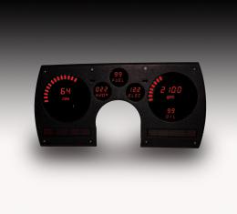 Intellitronix 1982-1990 Camaro LED Digital Gauge Panel DP4003