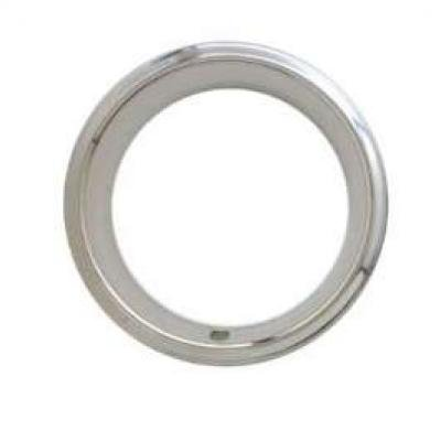 Camaro Super Sport (SS) Wheel Trim Ring, 14 x 7, With Ring Style Clips, GM, 1969