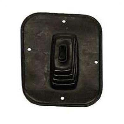 Camaro Shifter Boot, Manual Transmission, For Cars With Console, GM, 1967-1968