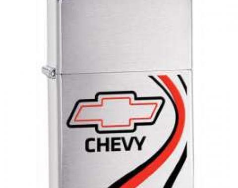 Chevy Lighter,Zippo,Bowtie Logo