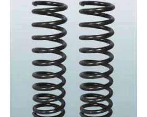 Camaro Front Coil Springs, For Cars Without Air Conditioning, Z28, V8, 1980