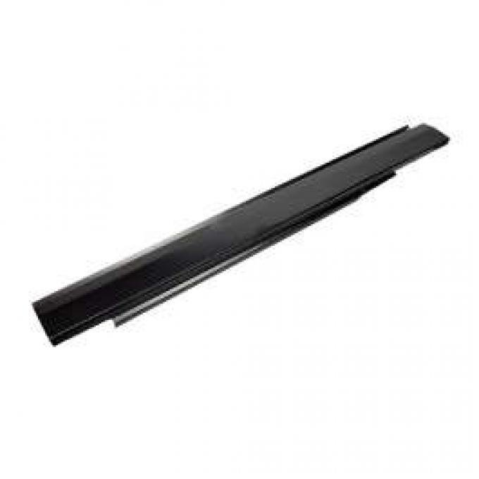 Camaro Outer Rocker Panel Repair Skin, Coupe Or Convertible, Right, 1967-1969