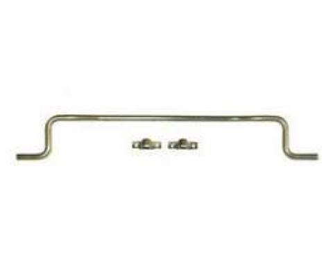 ADDCO 1970-1981 Camaro Rear Sway Bar Kit, 1 Diameter