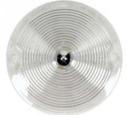 Camaro Parking Light Lens, For Cars With Standard Trim (Non-Rally Sport), 1967