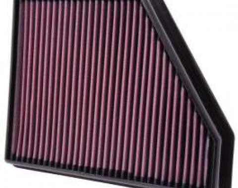 K&N Camaro Intake Air Filter, 2010-2013