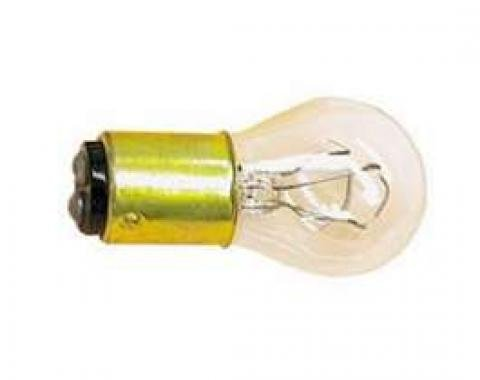 Camaro Parking Light Bulb, Clear, 1967 & Taillight Bulb, Clear, 1967-1969
