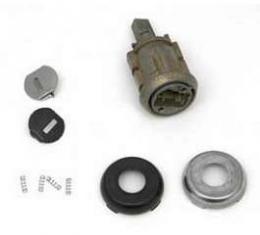 Camaro Hatch Lock Cylinder, Uncoded, 1986-1991