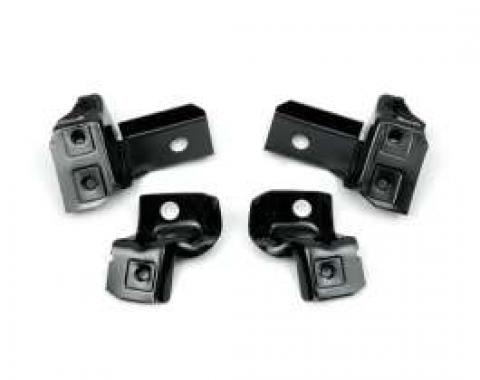 Camaro Rear Bumper Mounting Bracket Set, Inner & Outer, 1969