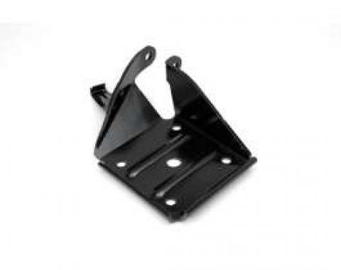 Camaro Shock Absorber Lower Mounting Plate, Left, Rear, For Cars With Mono Leaf Springs, 1967