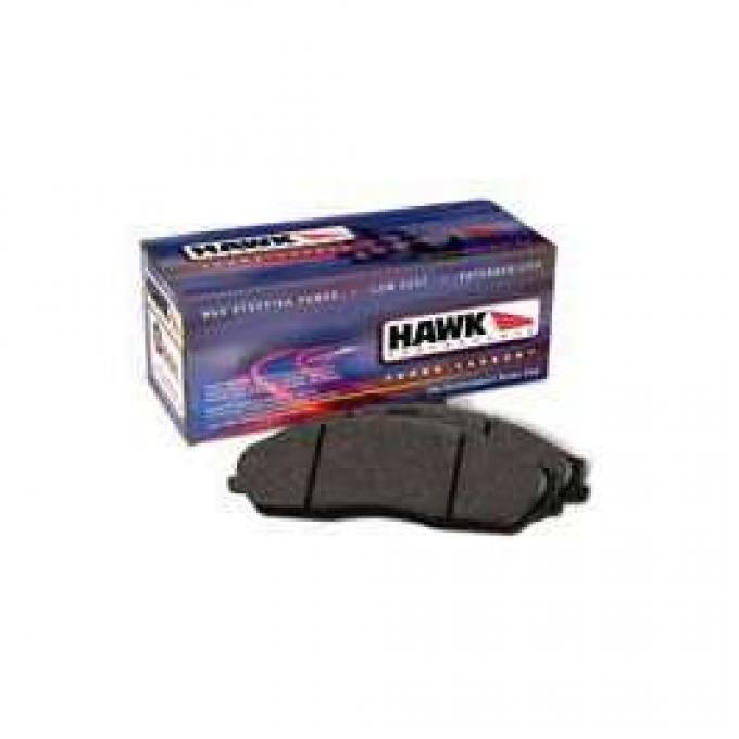 Camaro Disc Brake Pads, Front, HPS Performance, Hawk, 1993