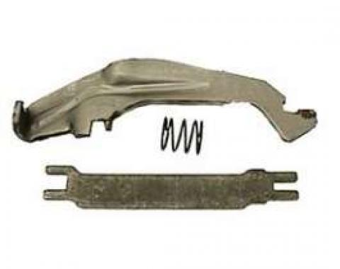 Camaro Drum Parking Brake Shoe Lever Kit, Left, 1967-1981