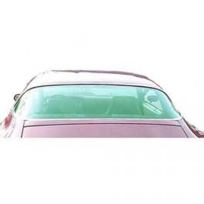 Firebird Rear Glass, Tinted, 1975-1981