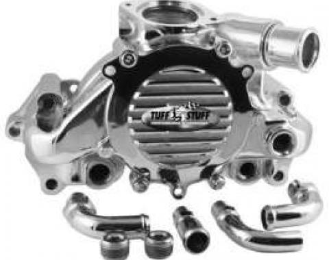 Camaro Water Pump, LT1, Chrome, 1993-1997
