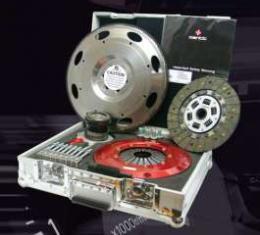 Mantic 9000 Series Twin Segmented Disc Clutch Kit, 2010-2013