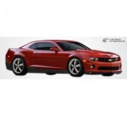 Camaro V8 Carbon Creations GM-X Body Kit, Extreme Dimensions, 2010-2013