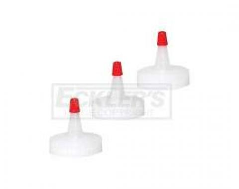 Professional Detailing Supplies - Ketchup Tops, 3 pk, For 16 oz. Bottles