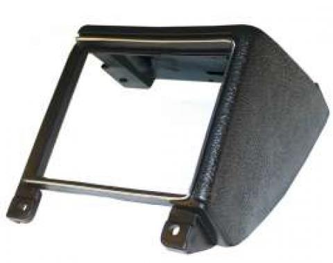 Camaro Dash Vent Bezel, Left, For Cars With Air Conditioning, 1970-1978