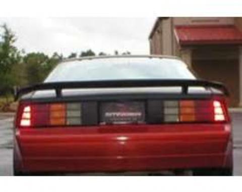 Camaro Wing, Rear, Fiberglass, GTL, 1982-1992