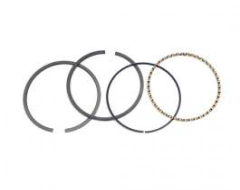 Camaro Piston Ring Set, Small Block, Standard 4 Bore, 1967-1969