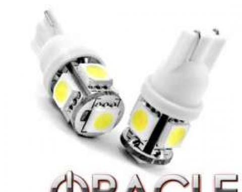 Camaro License Plate LED Conversion Set, Oracle, Cool White, Universal Fit