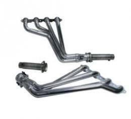 Camaro Headers, Full Length, 1-3/4, LS3, Polished Ceramic,2010-2013