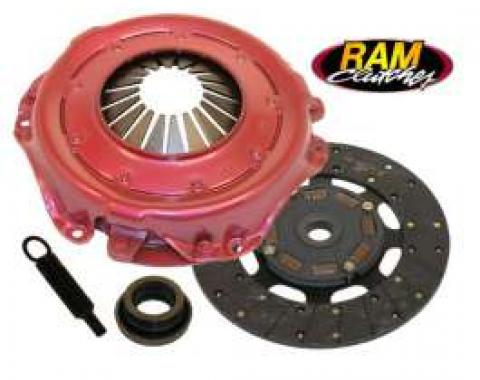 Camaro Clutch Kit, V8, HDX, Ram Clutches, 1970-1981