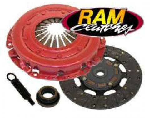 Camaro Clutch Kit, V8, HDX, Ram Clutches, 1982-1992