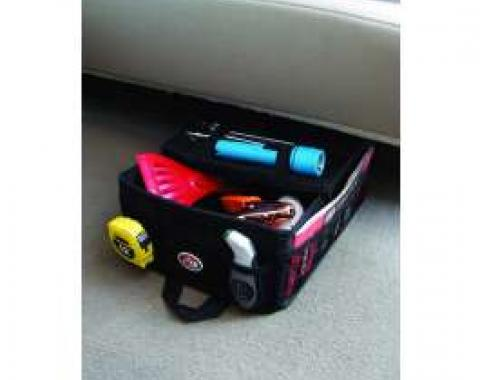 Under Seat Vehicle Organizer, Black