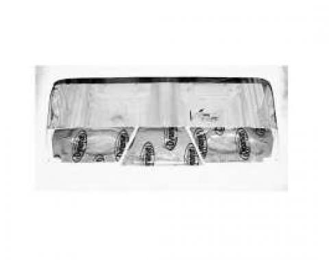Camaro Package Tray Insulation, Dynamat Extreme, 1967-1969