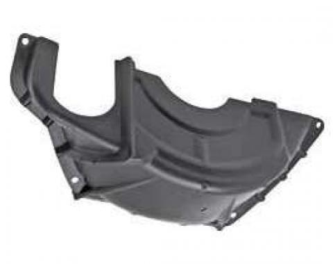 Camaro Flexplate Cover Plate, Automatic Transmission, Powerglide Or Torque Drive, 1967-1973