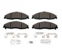Camaro Disc Brake Pads, Front, ACDelco, 1998-2002