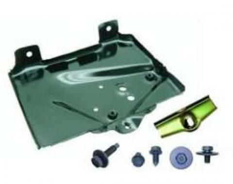 Camaro Battery Tray Kit, Complete, 1967-1969