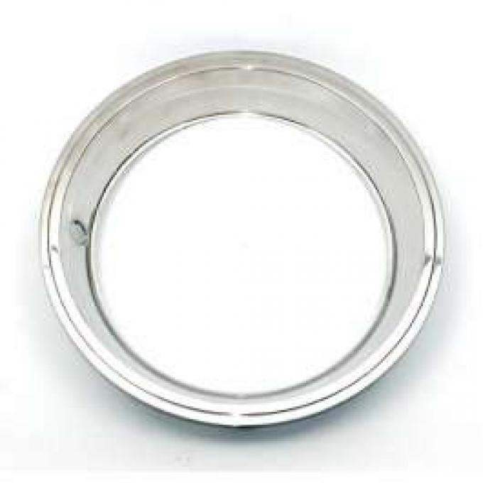 Camaro Rally Wheel Trim Ring, 14 x 7, With Inside Style Clips, GM, 1967-1981