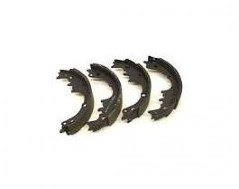 Camaro Brake Drum Shoe Set, Rear, 1967-1969